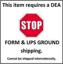 Silver Nitrate*)Class 5.1) (§) (GROUND UPS ONLY) DEA FORM REQUIRED / Choose ups ground shipping at checkout