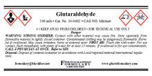 Glutaraldehyde (24%)