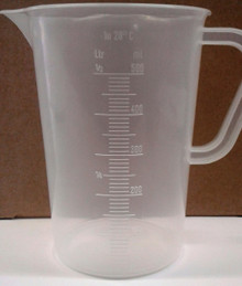 500 ml Plastic Beaker