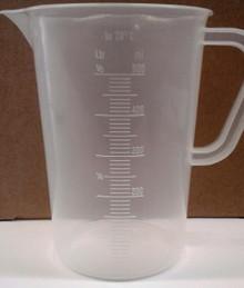 500 ml Plastic Beaker