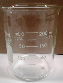 250 ml Glass Beaker