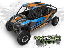 Polaris XP4 1K UTV Wrap Kit