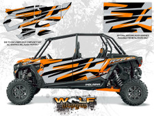 POLARIS RZR XP4 TURBO EPS - Spectra Orange