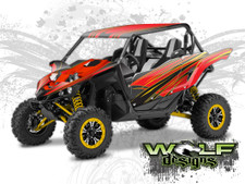 Yamaha YXZ 1000R - UTV Graphics Wrap Kit