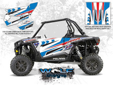 Polaris RZR XP 1000 - White Lightning