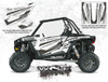 Polaris RZR XP 1000 - White Lightning Monochrome