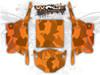 Urban Jagged Camo - Polaris RZR XP 1000/Turbo Graphics Wrap Kit