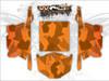 Jagged Urban Camo Polaris RZR S UTV graphics wrap kit