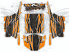 Polaris XP 1K & Turbo UTV graphics wrap kit