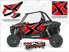 WD-DKB-033- 2017 RZR XP 1K - Titanium Metallic - Door Kit