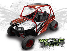 Polaris RZR 170 - UTV Graphics Wrap Kit