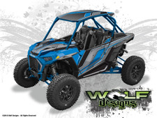 Polaris RZR Turbo S - UTV Graphics Kit