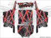 The best Polaris RZR Turbo S - UTV Graphics Kit