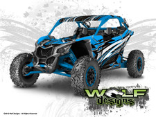 Can-Am Maverick X3 Graphics Wrap Kit