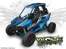 The best Polaris RZR RS1 UTV wrap kits