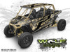 The best Polaris RZR Turbos S 4 Seat UTV wrap kits