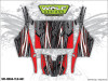 Wolf Designs - Honda Talon Wrap Kit