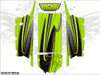 Wolf Designs Polaris Turbos S 4 Seat Graphics Kit
