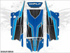 Wolf Designs Polaris Turbos S 4 Seat Graphics Kit