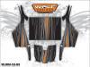 Wold Designs - Honda Talon UTV graphics wrap kit