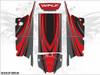 Wolf Designs Polaris RZR Turbos 4 Seat UTV Graphics Wrap Kit
