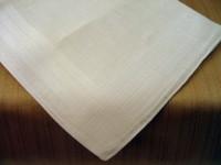 Gentleman's Irish Linen Corded Handkerchief