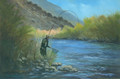Fishing the Owens River