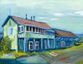 Keeler Train Depot