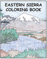 Eastern Sierra Coloring Book
