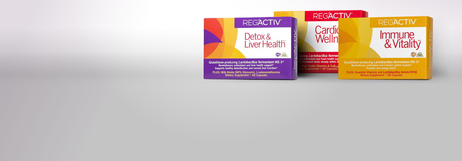 Shop Reg'Activ Probiotics