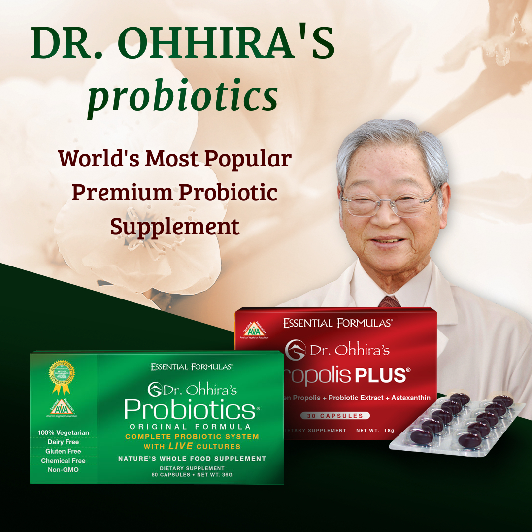 Shop Dr. Ohhira's Probiotics