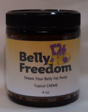 Belly Fat Freedom Cream