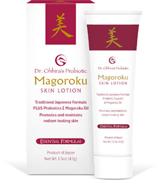 Magoroku Skin Lotion  by Dr. Ohhira