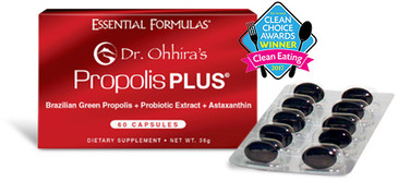 Dr. Ohhira's- Propolis Plus - 30ct.