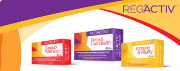 Reg'Activ Bundle (Detox, Immune, Cardio)- One Each- $ave