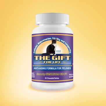 Gift for Life - Anti-Aging Formula for Felines