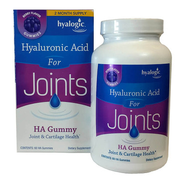 HA Gummy- For Healthy Joint Function-Hyalogic