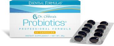 Dr. Ohhira Probiotics- Professional Formula 60ct.