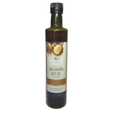Macadamia Nut Oil Oil 1 - 500ml (16.9oz) Bottle - On Sale (low cost shipping)