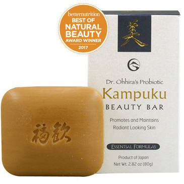 Award Winning Kampuku Beauty Bar - 1 Bar (80g)
