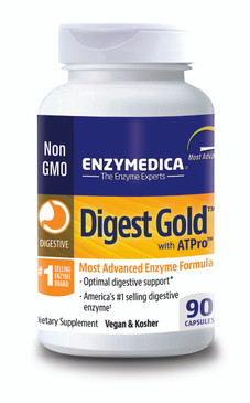 Enzymedica Digest Gold Enzymes - 90 Caps