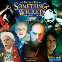 ATOE: Something Wicked Expansion NON-US CUSTOMERS