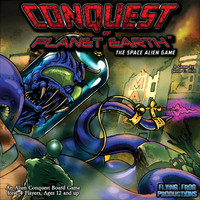 Conquest of Planet Earth NON-US Customers