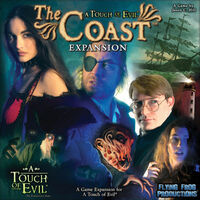 A Touch of Evil: The Coast NON-US Customers