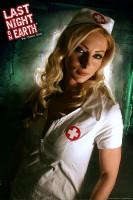 LNOE: Becky Pin-up Poster/Art Print