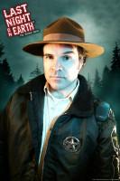 LNOE: Sheriff Anderson Poster-Art Print
