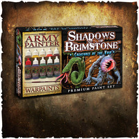 Shadows of Brimstone: Paint Set #2 Creatures of the Void