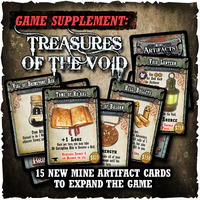 Shadows of Brimstone: Treasures of the Void Supplement