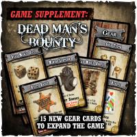 Shadows of Brimstone: Dead Man's Bounty Supplement