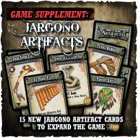 Shadows of Brimstone: Jargono Artifacts Supplement